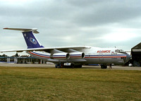 Ilyushin IL-76 (RA-76499) Kosmos Aviation