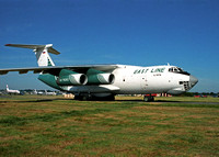 Ilyushin IL-76 (UK-76353) East Line
