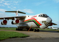 Ilyushin IL-76 (ST-APS) Azza Transport
