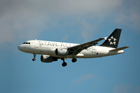 Airbus A319-112 (9A-CTI) Star Alliance - Croatia Airlines