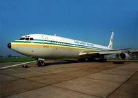 Boeing 707 (9G-RCA) EAS Cargo Airlines