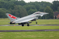 Eurofighter Typhoon FGR4 (ZK318) Royal Air Force (29(R) Sqn)
