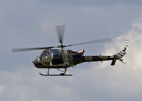 Westland Scout AH1 (UK Army Historic Flight)