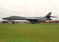 Rockwell B-1B Lancer (86-0103) USAF - from Dyess AFB